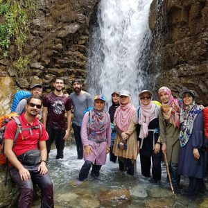 سیبان دره در شمال غرب استان البرز و دهستان برغان قرار دارد