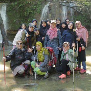 این آبشار در شهرستان بابل مازندران است و دهستان درازکلا و روستای تیرکن قرار دارد