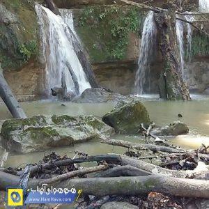 آبشار تیرکن در استان مازندران واقع است. هفت آبشار در روستای تیرکن، در مراتع کالبکوشت و بخش بابلکنار شهرستان بابل قرار دارد. هفت آبشار ارتفاعی در حدود ۹ متر دارد.