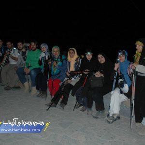 آرامگاه هشت تن از شهدای گمنام می باشد و نزدیک اردو گاه کلک چال است