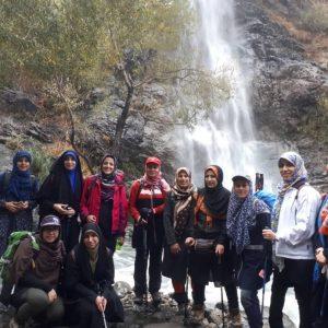 یکی از مسیرهای ارتفاعات شمال تهران مسیر دارآباد می باشد.