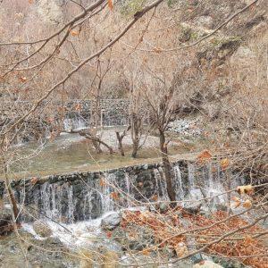 مسیر درکه از مسیرهای پرتردد و زیبای ارتفاعات شمال تهران می باشد.